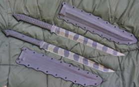 ручные мечи