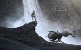 oblivion, movie, tom Фон № 119916 разрешение 2880x1800