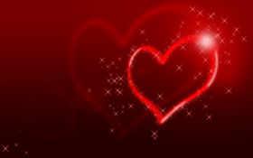 love, фон, you
