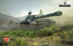 world of tank  113
