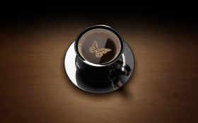 coffee, facebook