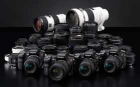 фотоаппараты sony и прочая фототехника