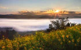 закат, таиланд