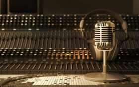 recording, studio, радио