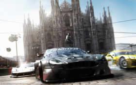 grid, race Фон № 11908 разрешение 1920x1200