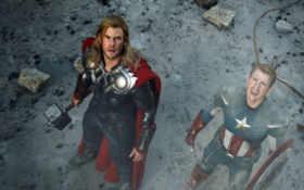 avengers, thor Фон № 29665 разрешение 1920x1080