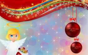 christmas, duvar