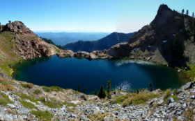 природа, lake, anna
