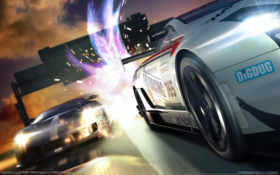 game, cars