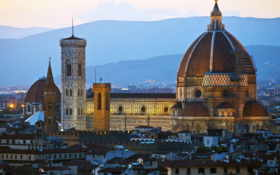 florence, italy, город