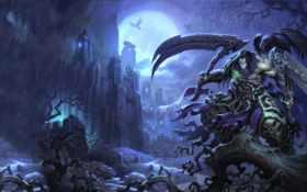 darksiders, game, death