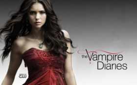 дневники, вампира, vampire Фон № 60235 разрешение 3840x2160