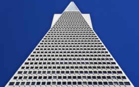 франциско, сан, pyramid