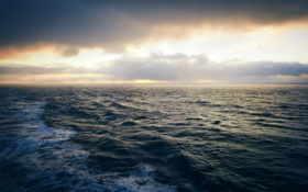 ocean, море, water