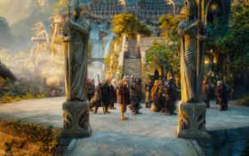hobbit, desktop, free