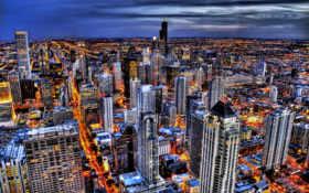 заставки, популярные, города