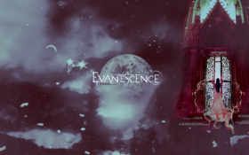 evanescence, dark
