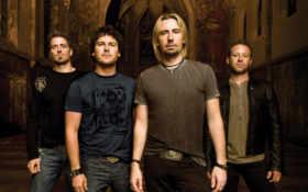 nickelback, группа, rock