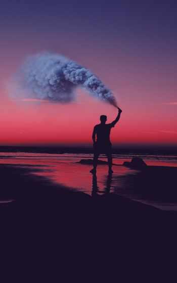 дым, free, бомба, images, pictures, пляж, использование,