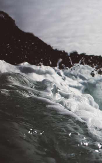 море,