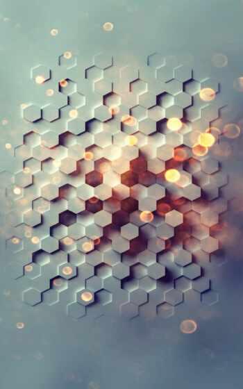phoneky, hexagon