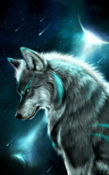 diamond, волк, люди, diy, вышивка, nicest, iki, stitch,