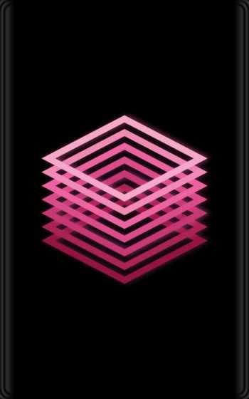 ,, розовый, пурпурный, узор, шрифт, симметрия,