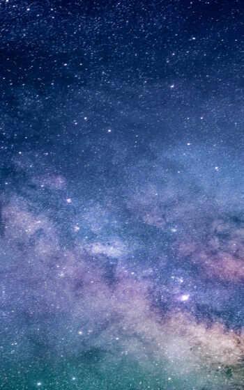 сиреневый, звезды