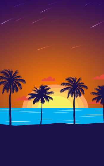 babassu, palm, attalea, speciosa