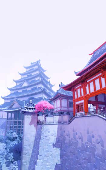 architecture, китаянка,
