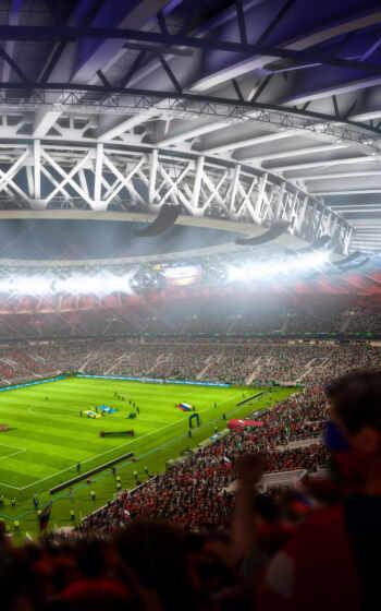 стадион, футбол