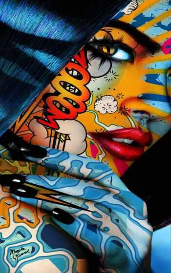 art, fine, попа, mikhail, magdy, краска, портфель, идея, татуировка, pinterest