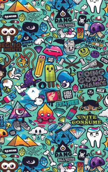 mac, мини, apple, supra, feelin, хороший, облако, гоблин, stickers, mashup, crystal,