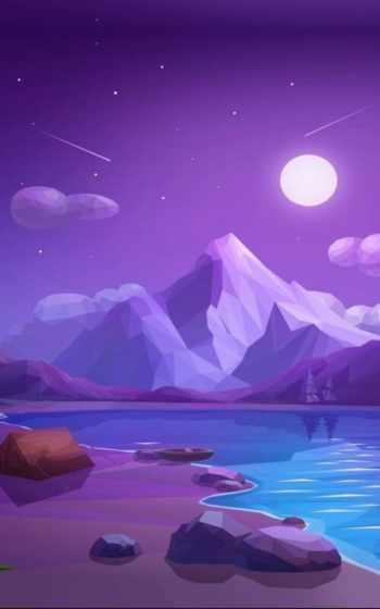,, небо, природа, пурпур, фиалка, свет, природный ландшафт, лунный свет, луна, атмосфера, ночь,