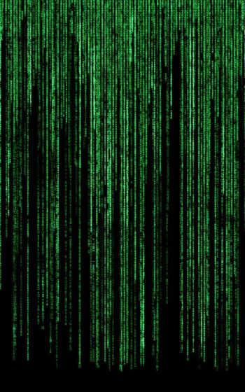 матрица, mobile, зелёный, story, phoneky, телефон, агент