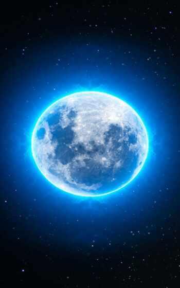 луна, космос, see, galaxy, alus, signo