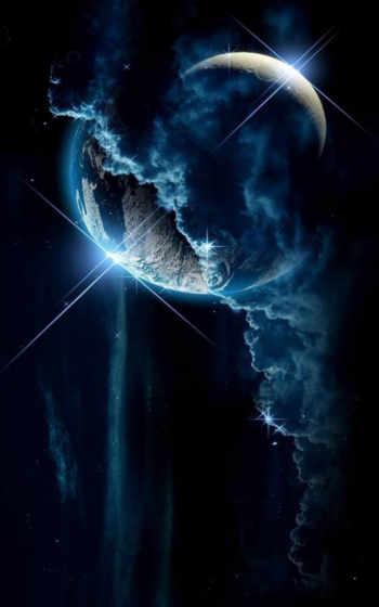 космос, live, galaxy,