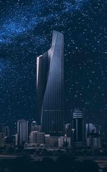небоскрёб, сниматься,