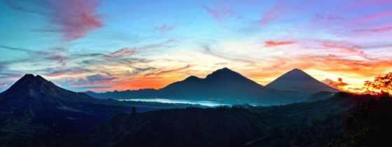 природа, пейзажи -, разные, небо, красивые, landscape, часть, горы,