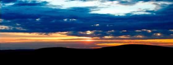 sky, nature, закат,