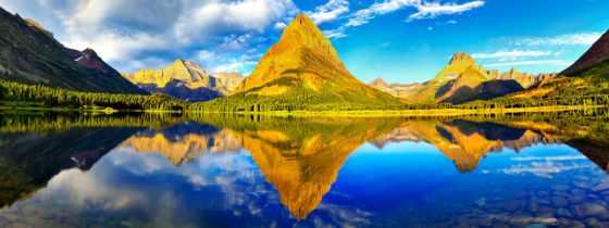 park, usa, national, glacier, montana,