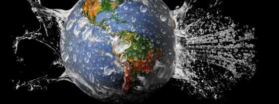 water, land, planet, капли, waters, земле, планеты, жидкий, cosmos,