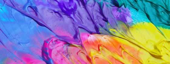 пятна, краска, краски, яркий, разводы,