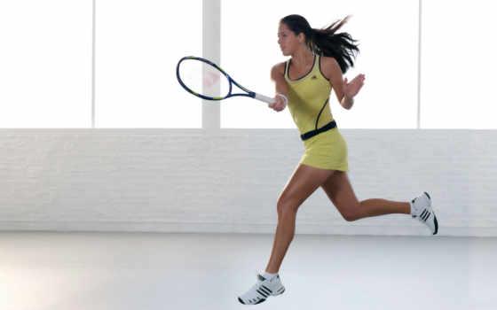 tennis, большой, game