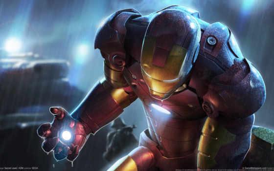 мужчина, iron
