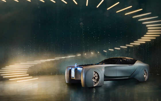 rolls, royce, vision, next, company, concept, car, июнь,