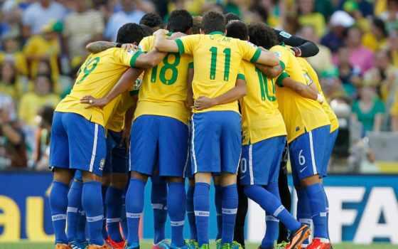 июнь, para, copa, збірна, que, футболісти, brazilian, бразилия, тегу,