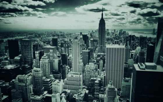 new, york, нью, город, minute, daler,