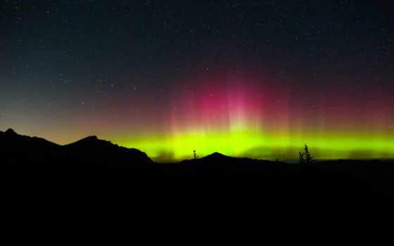 природа, landscape, landscapes, borealis, восход, aurora,