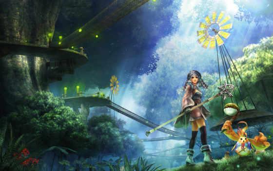 anime, fantasy, xenoblade
